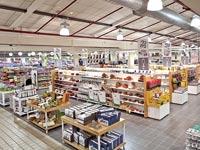 סניף חנות רשת מגה הום / צלם: לם וליץ סטודיו